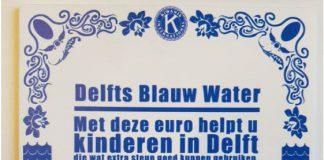 Delfts Blauw Water