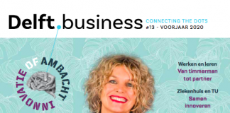 Cover Delft.business #13