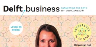 Cover Delft.business editie 9