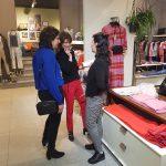 Foto's van de shoppingnight bij No13