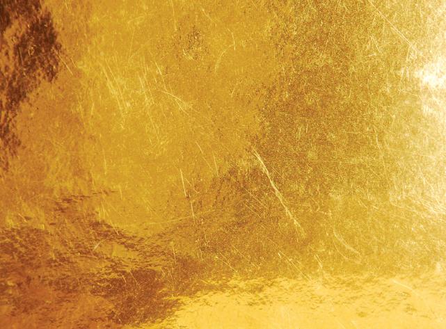Gouden Eeuw, goud