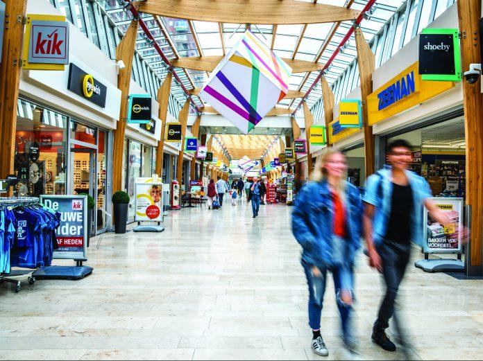 Winkelcentrum De Hoven