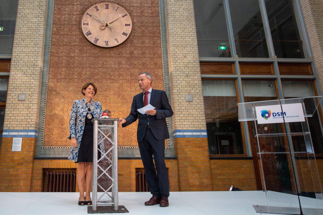 150 jaar DSM in Delft experience