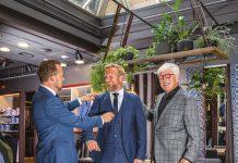 Business stijl van De Sjees door Steendam Herenmode Delft