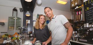 Healthy & Happiness, Kim Zuidmeer en Raymond van den Berg