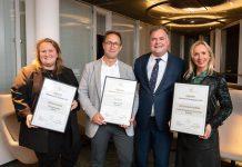 Finalisten OndernemersPrijs Haaglanden 2020