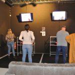 Backstage tour bij VR Arcade Delft