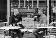 Lauwerens Metz en Raymond van den Berg