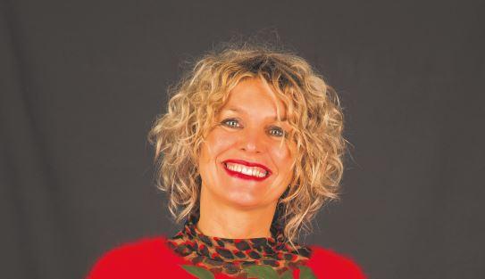 Profielfoto Karin Vollering, eigenaresse Groene Vingers Delft