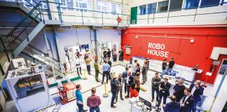Ontdek trends in robotica bij RoboHouse.