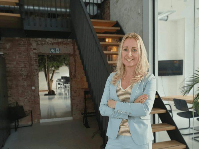 Foto van Ingrid de Rijke, CFO van Captains.