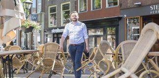 Wethouder Bas Vollebregt vertelt wat er in Delft is veranderd en hoe dat invloed heeft op zijn bestuursstijl.