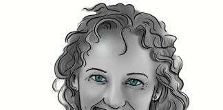 Illustratie voor Petra de Graaf - Swalue, eigenaresse van PeetMade