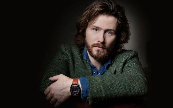 Een foto van Michiel Holthinrichs, eigenaar van Holthinrichs Watches