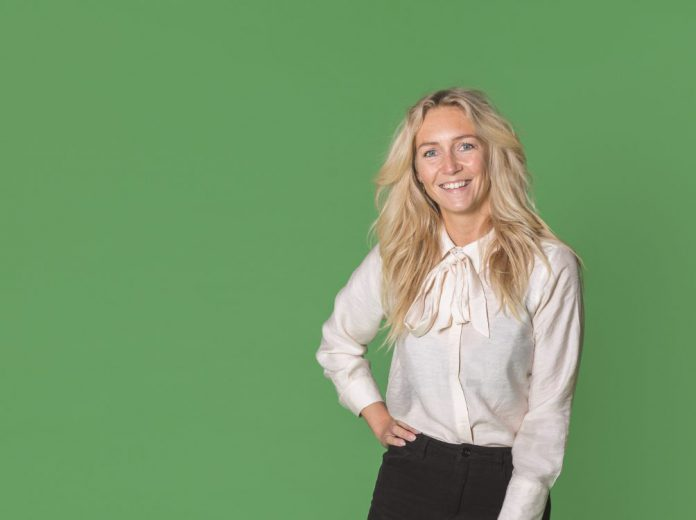 Melanie-Haaksma-mede-oprichter-We-Are-Delft